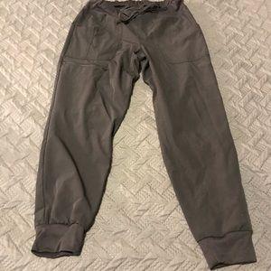 HeartSoul Jogger Scrub Pants Size Small Petite 💕